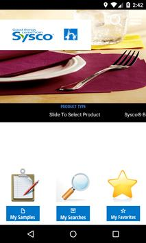 Sysco Products poster