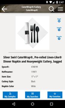 Sysco Products apk screenshot