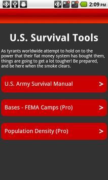 ★ U.S. Survival Tools Lite 2.0 poster
