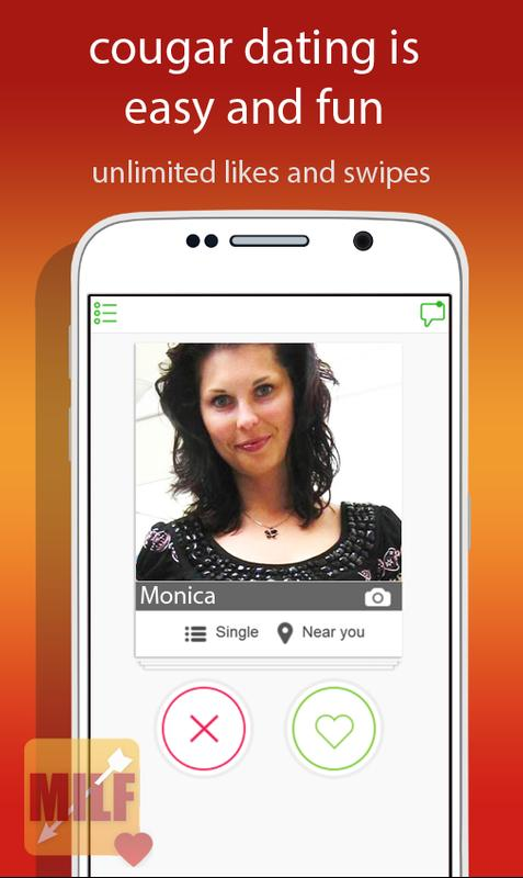 Top Free Cougar Dating App For Meeting Cougars on iPhone & Android in