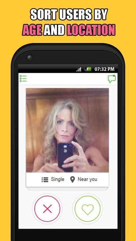 milf dating app