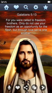 Jesus Texts: Holy Bible Verses apk screenshot