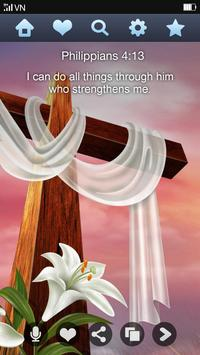 Jesus Texts: Holy Bible Verses poster