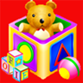 baby kids magic icon