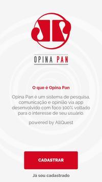 Opina Pan poster