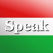 Speak Hungarian Free icon