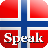 Speak Norwegian Free icon