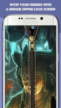 Zipper Lock Screen : Hindu God apk screenshot