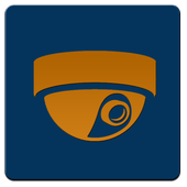 CCTV security monitoring free icon