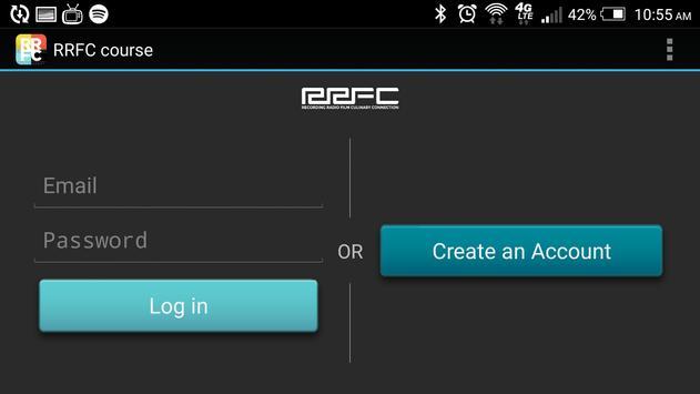 RRFC Course apk screenshot
