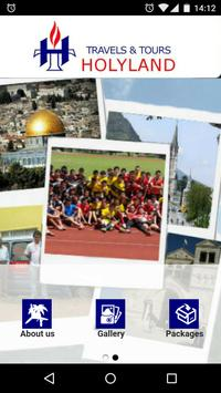 Holyland Travels and Tours poster