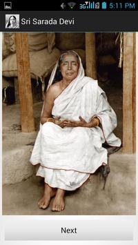 Sri Sarada Devi apk screenshot