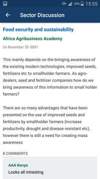 Africa Agribusiness Academy apk screenshot