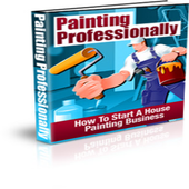 Home Paiting Guide Business icon