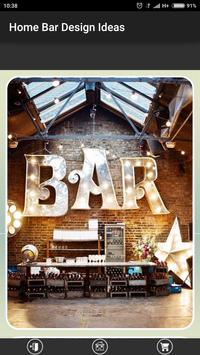 Home Bar Design Ideas poster