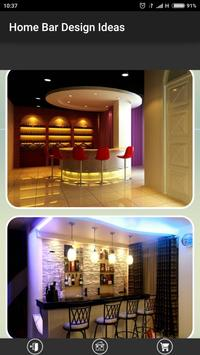 Home Bar Design Ideas apk screenshot