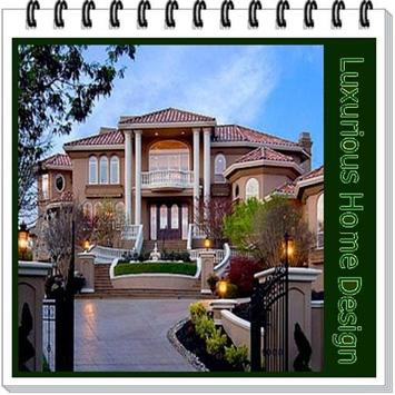 Luxurious Home Design poster