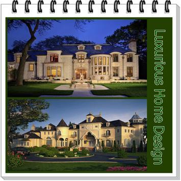 Luxurious Home Design apk screenshot