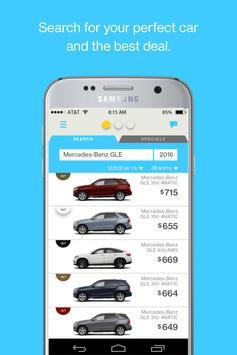Honcker | Car Lease Mobile App poster