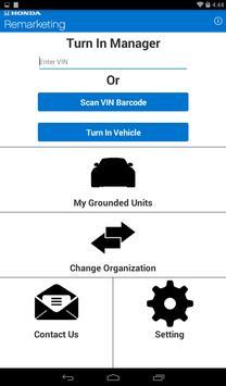 Honda VIPS apk screenshot