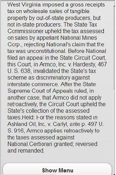 All India High Court Judgment apk screenshot