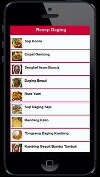 Resep Masakan Lezat apk screenshot