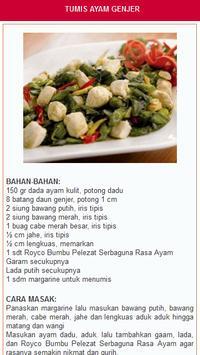 Resep Dapur Pilihan apk screenshot