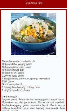 Resep Sup apk screenshot