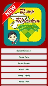 Resep Masakan poster
