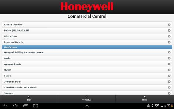 Honeywell Cable for That!-HVAC apk screenshot