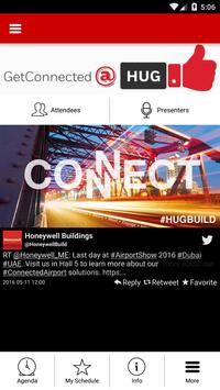 Honeywell Users Group (HUG) apk screenshot
