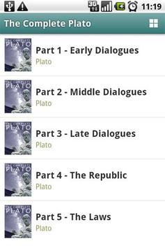 The Complete Plato poster