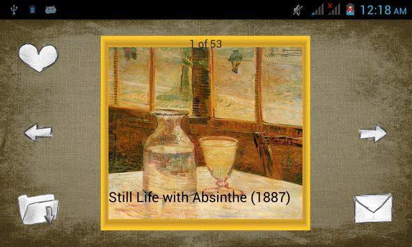 Vincent van Gogh top Art poster