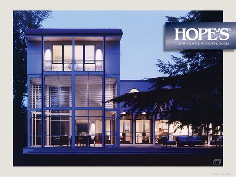 Hope's Windows poster