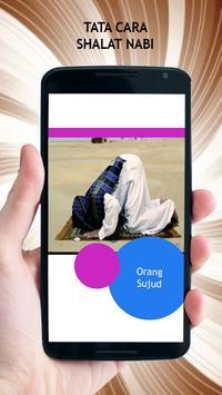 Tata Cara Shalat Nabi apk screenshot