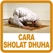 Tata Cara Sholat Dhuha icon