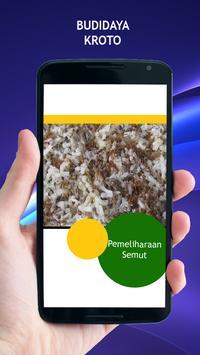 Budidaya Kroto apk screenshot