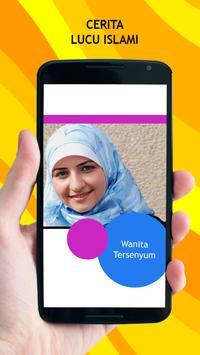Cerita Lucu Islami poster