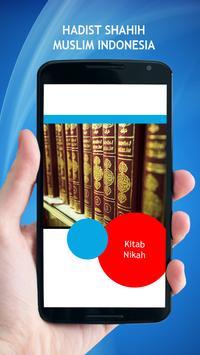 Hadist Shahih Muslim Indonesia apk screenshot