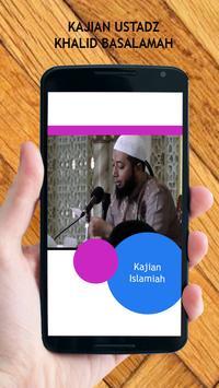 Kajian Ustadz Khalid Basalamah apk screenshot