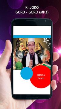 Ki Joko Goro - Goro (Mp3) apk screenshot