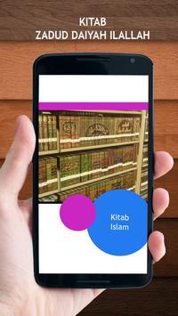Kitab Zadud Daiyah Ilallah apk screenshot