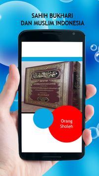 Sahih Bukhari Muslim Indonesia apk screenshot