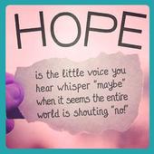 Quotes Hope icon
