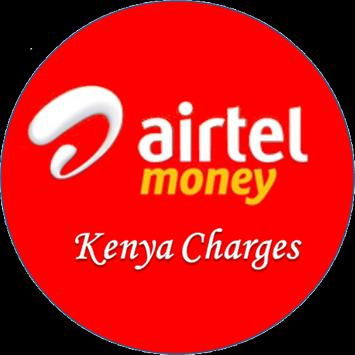 Airtel Money Charges poster