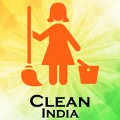 Clean India icon