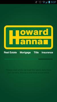 Howard Hanna Open House poster