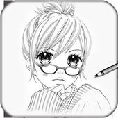 Learn to Draw Anime Manga icon