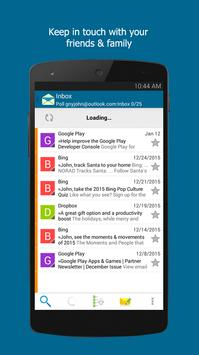 Connect for Hotmail App apk screenshot