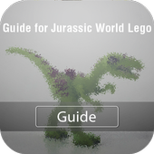 Guide for Jurassic World Lego icon